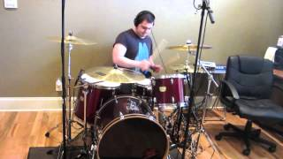 Chris Tomlin - Not To Us DRUM COVER