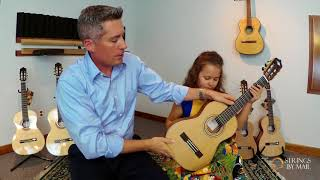 How To Choose The Right Size Child Guitar | StringsByMail.com