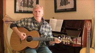 Guitar Tutorial - Whiskey in the Jar - Irish Folk Songs