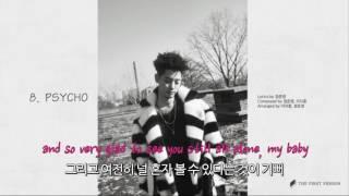 정준영 JUNG JOON YOUNG - PSYCHO 싸이코