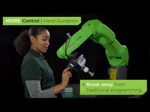 FANUC Cobots: The game changer for your company!