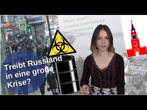 Treibt Russland in eine tiefe Krise? [Video]