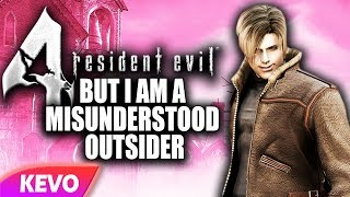 Resident Evil 4 but I am a misunderstood outsider