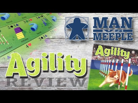 Agility Review by Man Vs Meeple