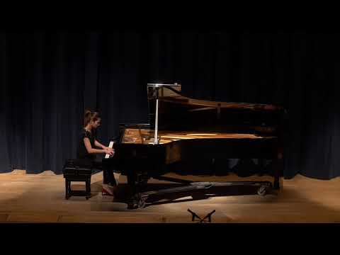 Hear me playing the Fugue from Hindemith's Piano Sonata No. 3.