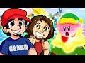 Nosso Jogo Do Kirby Favorito Super Irm os Play