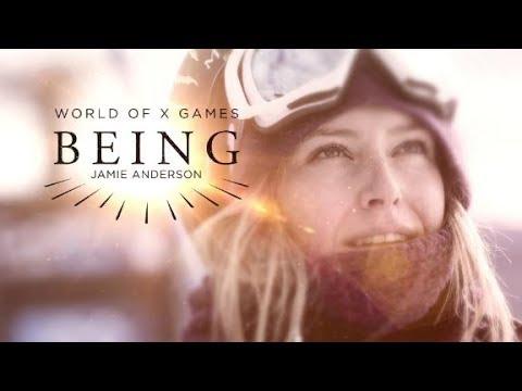 Jamie Anderson: BEING | X Games