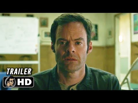 BARRY Season 2 Official Trailer (HD) Bill Hader, Henry Winkler HBO Series