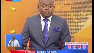 Minongono kati ya Jubilee na KANU