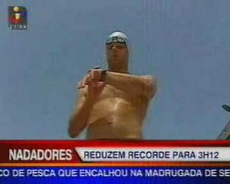 Travessia Berlengas-Peniche TVI Jornal Nacional