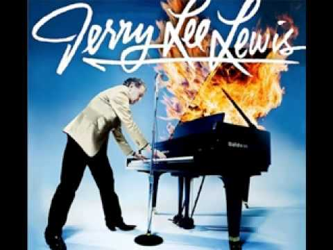 Hallelujah I Love Her So performed by Jerry Lee Lewis