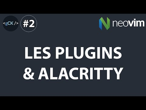 [2/??] Les plugins & config Alacritty | Ma config perso Windows 10 | Neovim/Alacritty Windows 10 [2/??] Les plugins & config Alacritty | Ma config perso Windows 10 | Neovim/Alacritty Windows 10