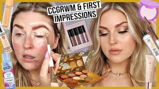 GRWM with some first impressions 😍 and my NATIVE flora & fauna palette! 🌿 by Shaaanxo