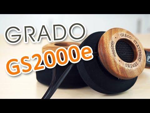 Grado GS2000e Audiophile Headphone Review