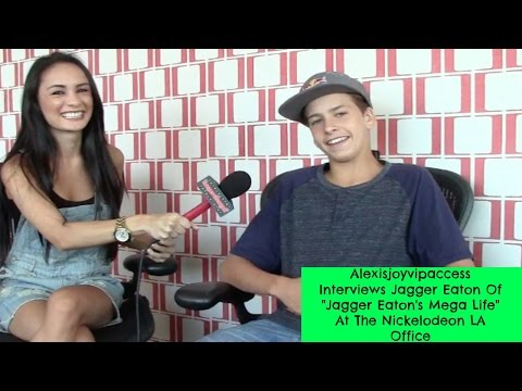 Jagger Eaton Interview With Alexisjoyvipaccess -  Jagger Eaton's Mega Life Premieres 9/9