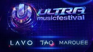 TAO Group presents Ultra 2014 VIP Experience