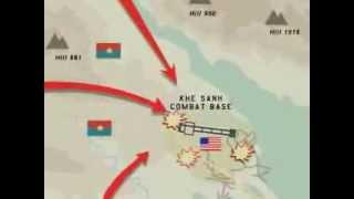 Vietnam War - Khe Sanh Second Offensive