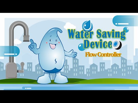 Water Saving Device - Flow Controller