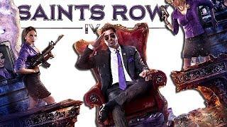 Saints Row 4 - ПАСХАЛКИ И СЕКРЕТЫ / DEAD ISLAND, БОБА ФЕТ, ЖЕЛЕЗНЫЙ ЧЕЛОВЕК...