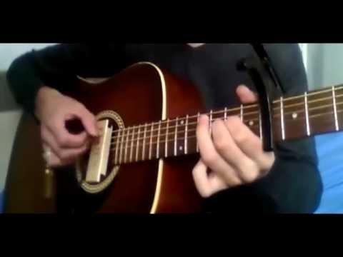 Chandelier (fingerstyle tab) - Sia - Gratis Tablatura para Guitarra