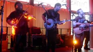 TRAMPLE BY TURTLES ''KEYS TO PARADISE'' LIVE@LUXEMBOURG ROCKHALCAFE