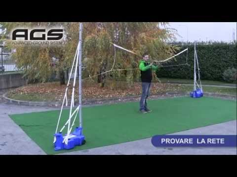 AGS montaggio kit volley – Xshort IT