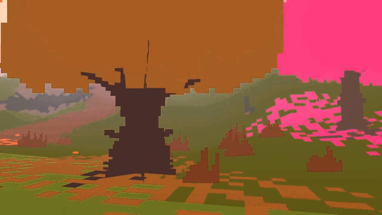 Watch Someone Play Proteus For A While