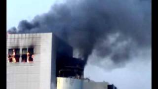 preview picture of video 'Blaze at Bashundhara City'