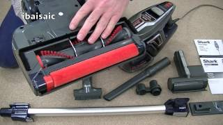 Shark Rocket Duo Clean Vacuum Cleaner Demonstration & Review
