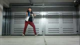 Angel Haze - Castle on a cloud Choreography by Sunday
