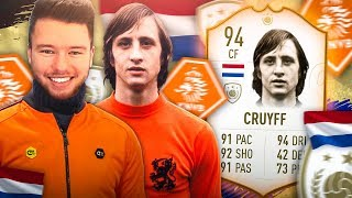 FIFA 19: ICON CRUYFF PACK DISCARD SHOW 😱😱