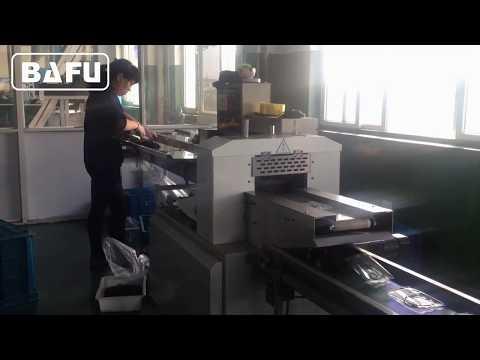 Máquina de empaquetado de los sellos de aceite, empaquetadora accesoria de goma