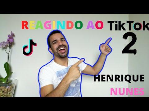 REAGINDO AOS TIK TOKs 2 (OS MELHORES TIK TOKs, VÍDEOS ENGRAÇADOS)