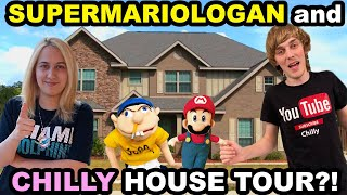 WE HAVE ONE NEW HOUSE TOUR RULE!