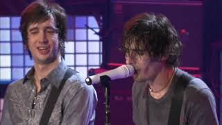 All American Rejects - Swing Swing - Live at Soundstage (HD)