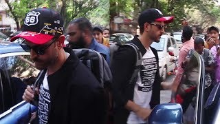 Handsome Hrithik Roshan Spotted In Bandra