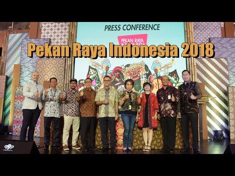 Kemeriahan Pekan Raya Indonesia (PRI) 2018