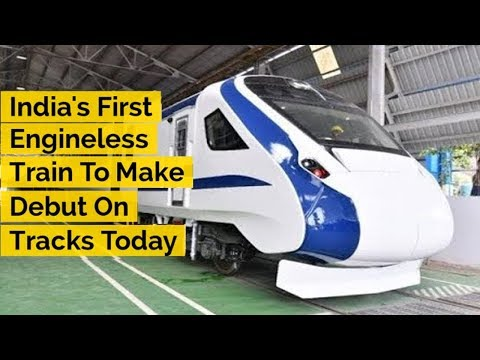 India s First Engineless Train To Make Debut On Tracks Today