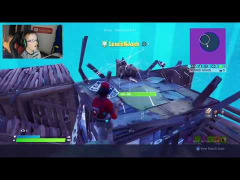 Char-D Gaming - Fortnite Zone Wars!