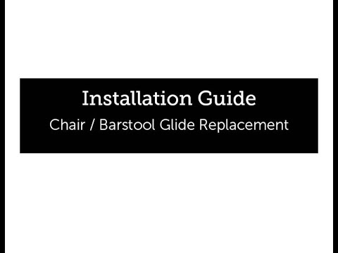 How to Replace a Chair Glide