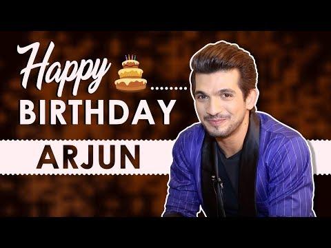 Arjun Bijlani's Birthday Celebrations