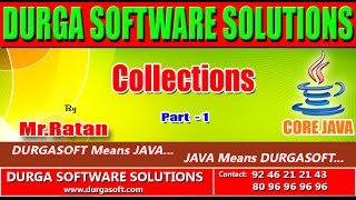 Core java collections part -1