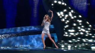 Charlotte Perrelli - Hero (Sweden - Semi-Final (2) - Eurovision Song Contest 2008)