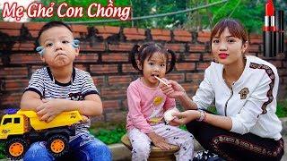 Trò Chơi Mẹ Ghẻ Con Chồng : Người Mẹ Thiên Vị 2 - Bé Nhím TV - Đồ Chơi Trẻ Em Thiếu nhi