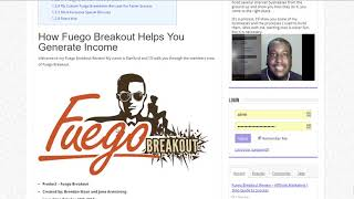 Fuego Breakout Review - FuegoBreakout System