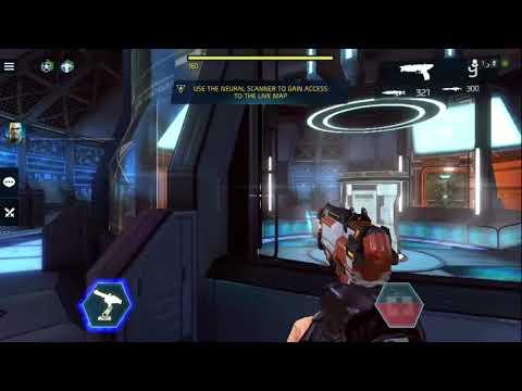 Shadowgun Legends daily mission solo (well kinda)
