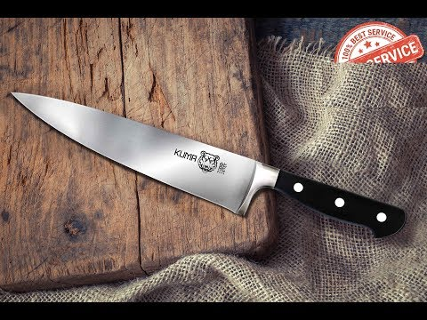 4 Month Review Kuma 8in Chef Knife