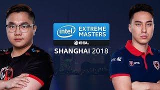 CS:GO - B.O.O.T-ds vs. Gambit [Train] Map 1 - Group B Deciders - IEM Shanghai at ChinaJoy 2018