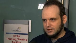 Freed hostage Joshua Boyle on his family