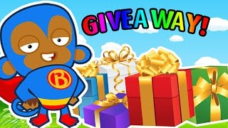 BLOONS TD BATTLES | AWESOME STEAM KEY GIVEAWAY! (Get Bloons TD 5 free!)